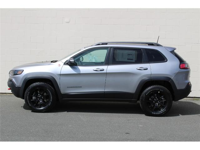 2019 Jeep Cherokee Trailhawk (Stk: D107780) in Courtenay - Image 4 of 30