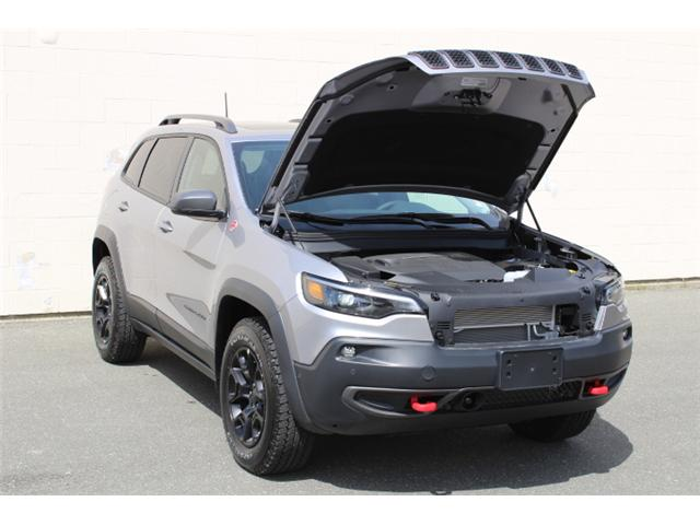 2019 Jeep Cherokee Trailhawk (Stk: D107780) in Courtenay - Image 9 of 30