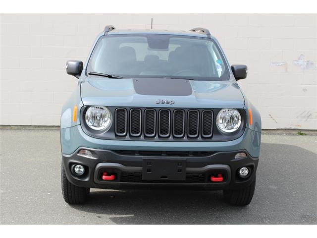 2018 Jeep Renegade Trailhawk (Stk: PG86502) in Courtenay - Image 2 of 30
