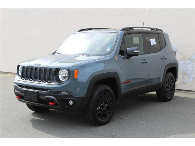 2018 Jeep Renegade Trailhawk (Stk: PG86502) in Courtenay - Image 3 of 30