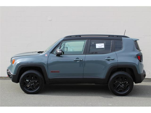 2018 Jeep Renegade Trailhawk (Stk: PG86502) in Courtenay - Image 4 of 30