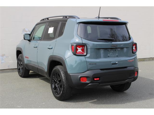 2018 Jeep Renegade Trailhawk (Stk: PG86502) in Courtenay - Image 5 of 30