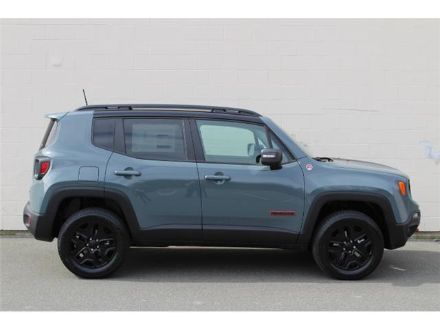 2018 Jeep Renegade Trailhawk (Stk: PG86502) in Courtenay - Image 8 of 30