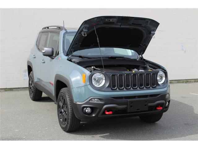 2018 Jeep Renegade Trailhawk (Stk: PG86502) in Courtenay - Image 9 of 30
