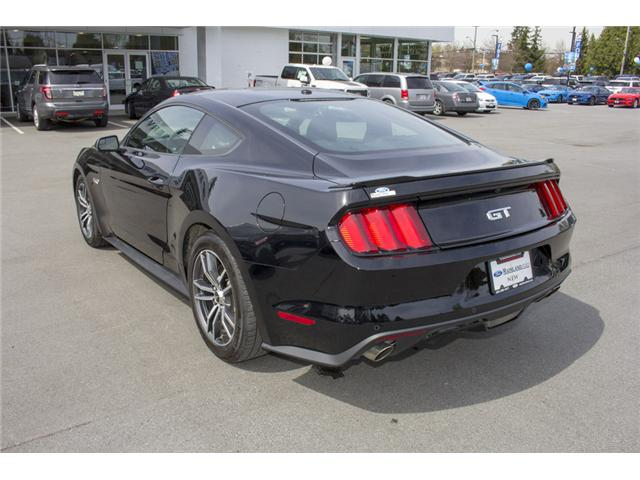 2017 Ford Mustang GT (Stk: P7559) in Surrey - Image 5 of 21