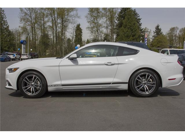 2017 Ford Mustang EcoBoost (Stk: P41383) in Surrey - Image 4 of 28