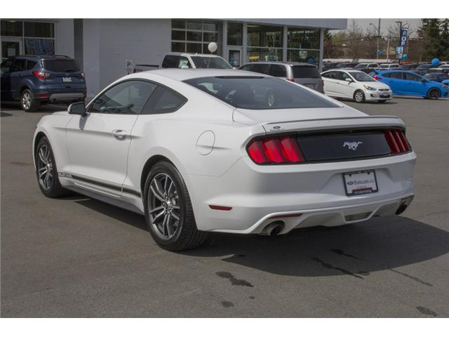 2017 Ford Mustang EcoBoost (Stk: P41383) in Surrey - Image 5 of 28