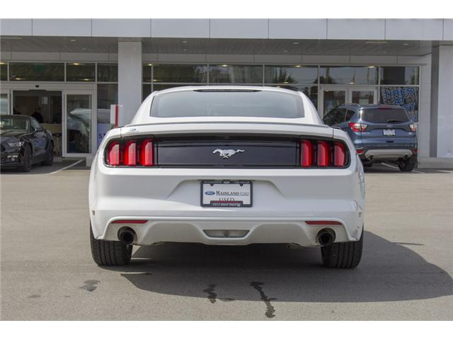 2017 Ford Mustang EcoBoost (Stk: P41383) in Surrey - Image 6 of 28