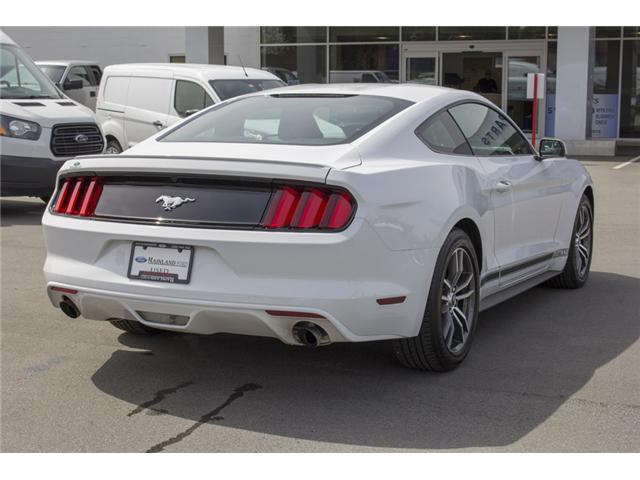 2017 Ford Mustang EcoBoost (Stk: P41383) in Surrey - Image 7 of 28