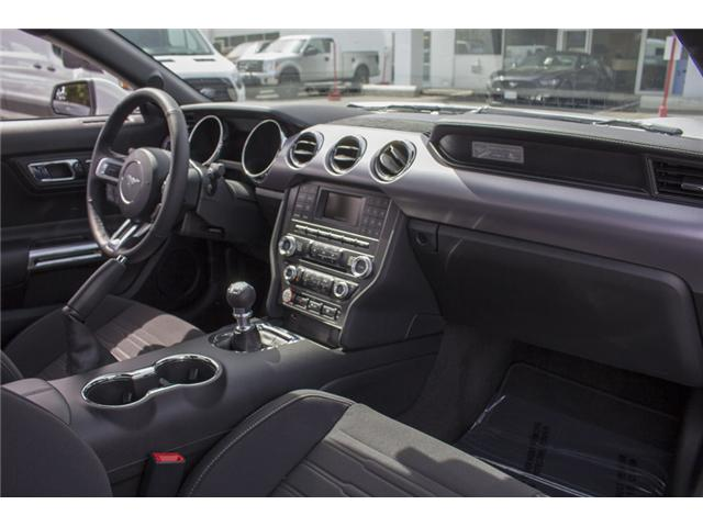 2017 Ford Mustang EcoBoost (Stk: P41383) in Surrey - Image 17 of 28