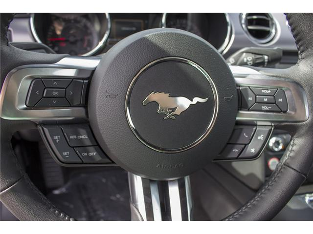 2017 Ford Mustang EcoBoost (Stk: P41383) in Surrey - Image 20 of 28