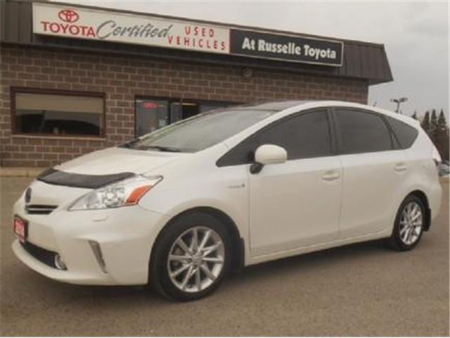 2014 Toyota Prius v Base (Stk: 175121) in Peterborough - Image 1 of 10
