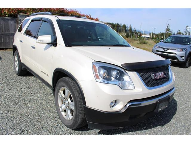 2007 GMC Acadia  (Stk: P2059A) in Courtenay - Image 1 of 15
