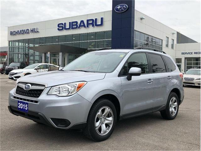 2015 Subaru Forester 2.5i (Stk: LP0130) in RICHMOND HILL - Image 1 of 19