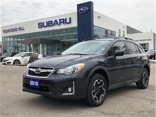 2016 Subaru Crosstrek Touring Package (Stk: T30622) in RICHMOND HILL - Image 1 of 18