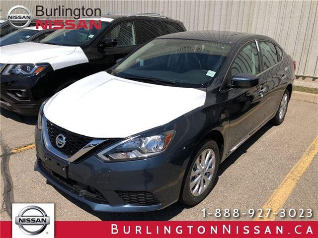 2018 Nissan Sentra 1.8 SV (Stk: X6937) in Burlington - Image 1 of 5