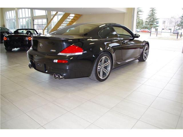 2006 BMW M6 V10 500 HORSEPOWER NO ACCIDENTS LOW KMS! (Stk: 7111) in Edmonton - Image 4 of 21
