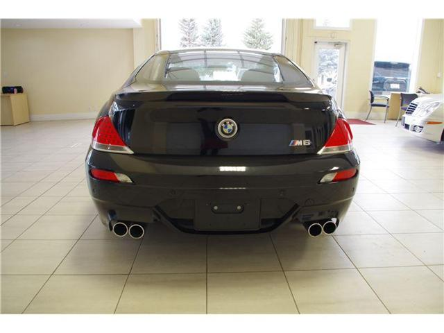 2006 BMW M6 V10 500 HORSEPOWER NO ACCIDENTS LOW KMS! (Stk: 7111) in Edmonton - Image 7 of 21