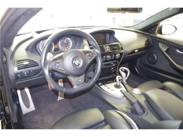 2006 BMW M6 V10 500 HORSEPOWER NO ACCIDENTS LOW KMS! (Stk: 7111) in Edmonton - Image 11 of 21