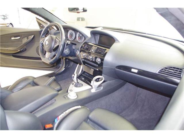 2006 BMW M6 V10 500 HORSEPOWER NO ACCIDENTS LOW KMS! (Stk: 7111) in Edmonton - Image 12 of 21