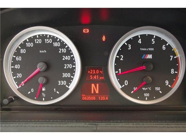 2006 BMW M6 V10 500 HORSEPOWER NO ACCIDENTS LOW KMS! (Stk: 7111) in Edmonton - Image 21 of 21