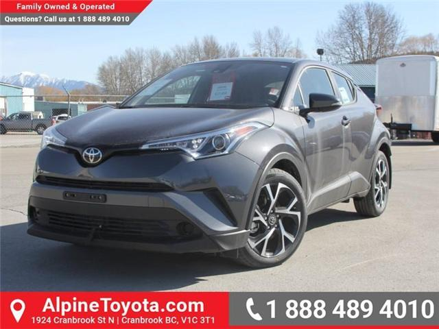 2018 Toyota C-HR XLE (Stk: R034410) in Cranbrook - Image 1 of 16