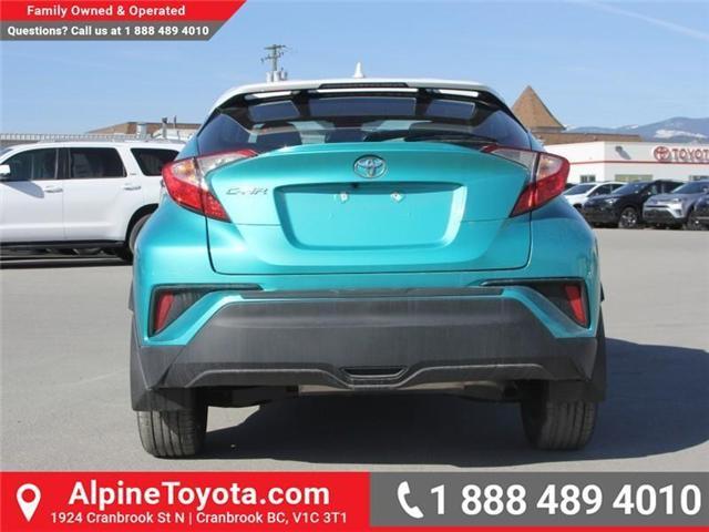 2018 Toyota C-HR XLE (Stk: R042237) in Cranbrook - Image 4 of 16
