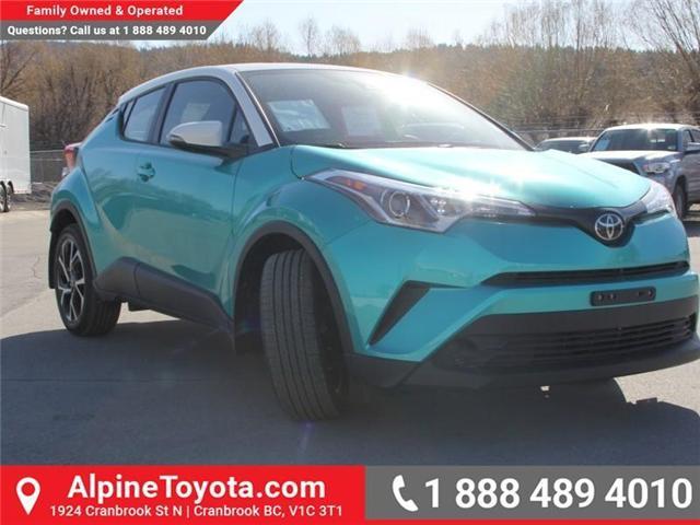 2018 Toyota C-HR XLE (Stk: R042237) in Cranbrook - Image 7 of 16