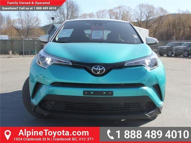 2018 Toyota C-HR XLE (Stk: R042237) in Cranbrook - Image 8 of 16