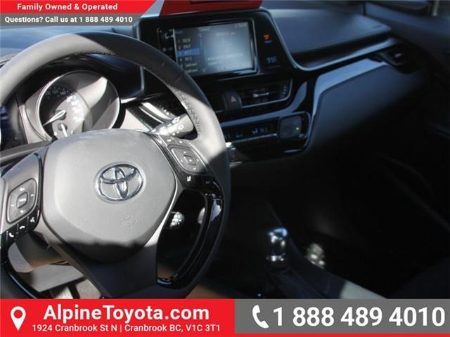 2018 Toyota C-HR XLE (Stk: R042237) in Cranbrook - Image 9 of 16