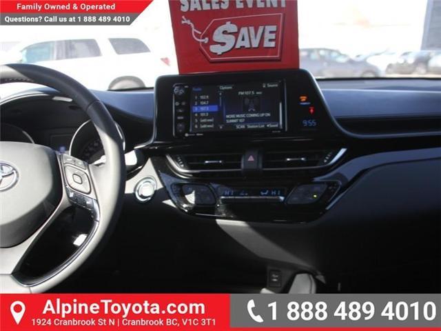 2018 Toyota C-HR XLE (Stk: R042237) in Cranbrook - Image 10 of 16