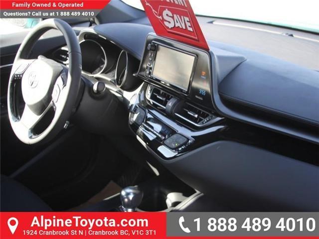 2018 Toyota C-HR XLE (Stk: R042237) in Cranbrook - Image 11 of 16