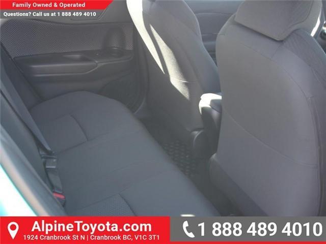 2018 Toyota C-HR XLE (Stk: R042237) in Cranbrook - Image 12 of 16