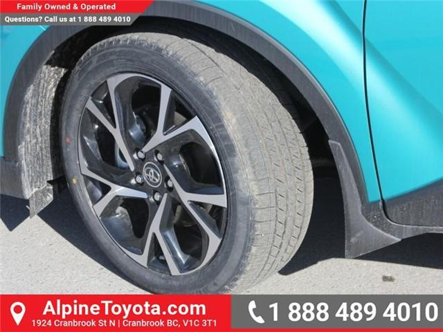 2018 Toyota C-HR XLE (Stk: R042237) in Cranbrook - Image 16 of 16