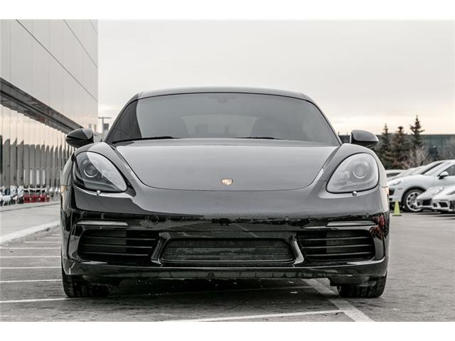 2018 Porsche 718 Cayman PDK (Stk: U6841) in Vaughan - Image 2 of 20