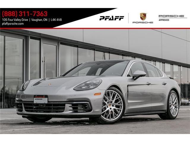 2018 Porsche Panamera 4S (Stk: U6965) in Vaughan - Image 1 of 20
