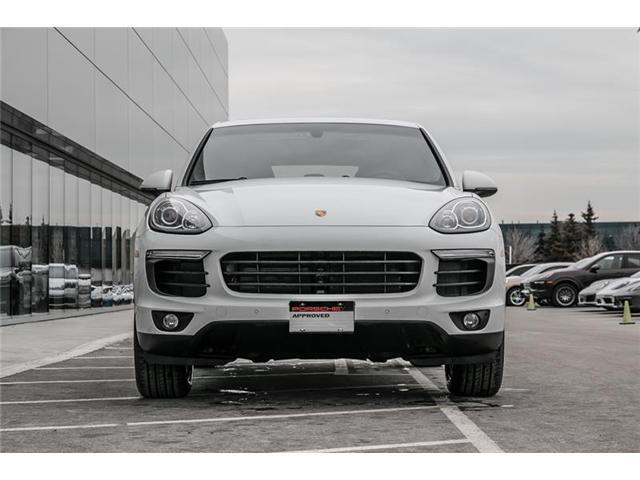 2016 Porsche Cayenne w/ Tip (Stk: U6980) in Vaughan - Image 2 of 7