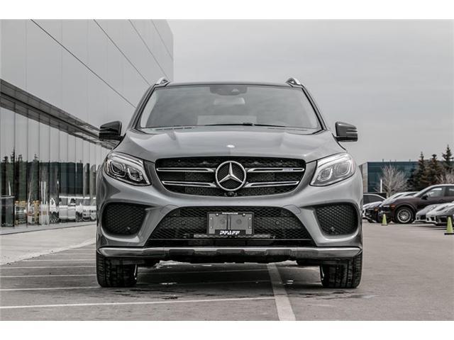 2017 Mercedes-Benz GLE43 AMG 4MATIC SUV (Stk: U6907B) in Vaughan - Image 2 of 18
