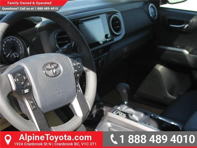 2018 Toyota Tacoma SR5 (Stk: X033714) in Cranbrook - Image 9 of 18