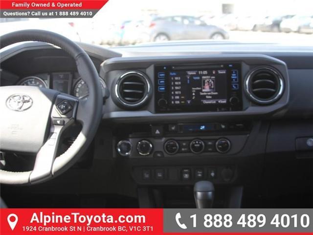 2018 Toyota Tacoma SR5 (Stk: X033714) in Cranbrook - Image 10 of 18