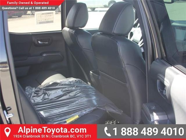2018 Toyota Tacoma SR5 (Stk: X033714) in Cranbrook - Image 12 of 18