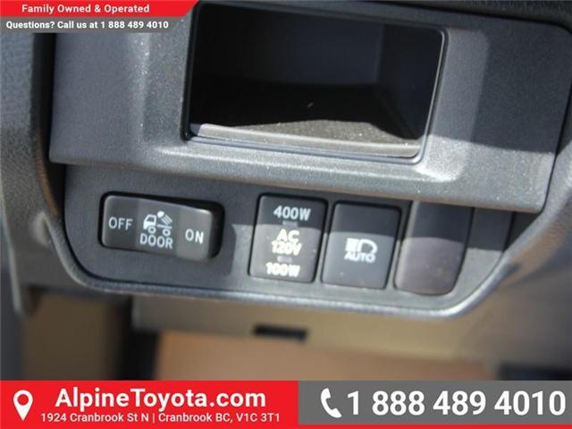 2018 Toyota Tacoma SR5 (Stk: X033714) in Cranbrook - Image 15 of 18
