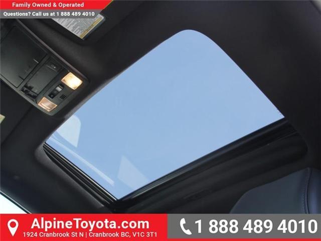 2018 Toyota Tacoma SR5 (Stk: X033714) in Cranbrook - Image 16 of 18