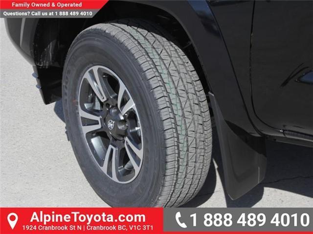 2018 Toyota Tacoma SR5 (Stk: X033714) in Cranbrook - Image 18 of 18