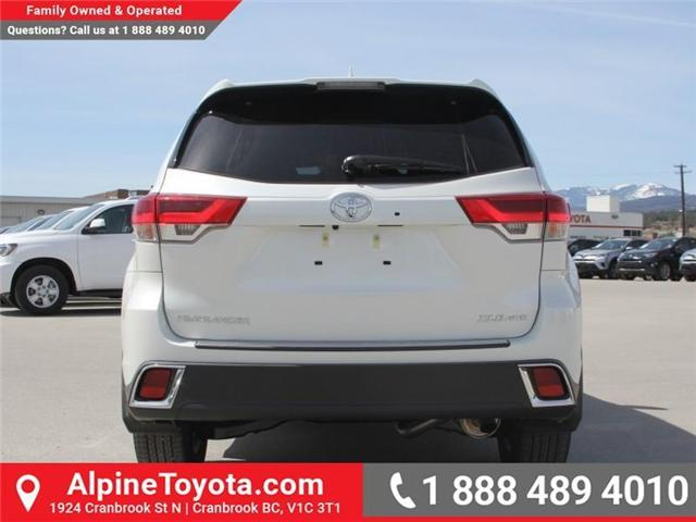 2018 Toyota Highlander  (Stk: S544831) in Cranbrook - Image 4 of 19