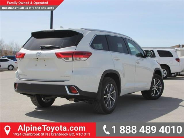 2018 Toyota Highlander  (Stk: S544831) in Cranbrook - Image 5 of 19