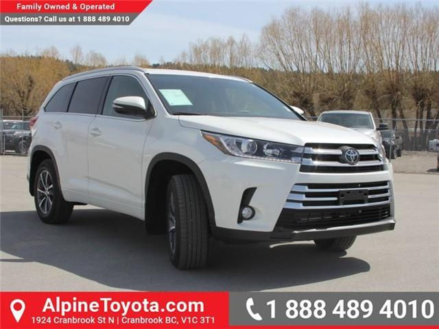 2018 Toyota Highlander  (Stk: S544831) in Cranbrook - Image 7 of 19