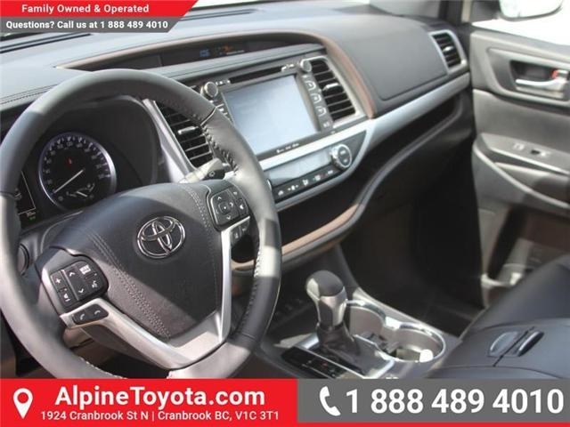 2018 Toyota Highlander  (Stk: S544831) in Cranbrook - Image 9 of 19