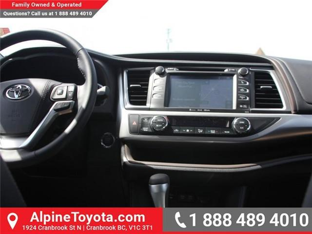 2018 Toyota Highlander  (Stk: S544831) in Cranbrook - Image 10 of 19