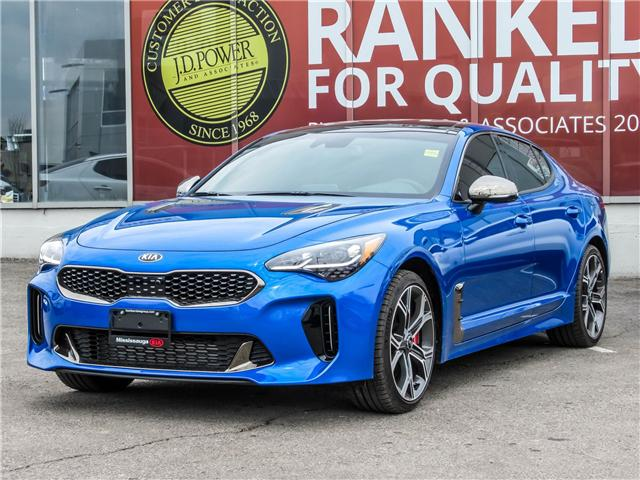 2018 Kia Stinger GT Limited (Stk: ST18007) in Mississauga - Image 1 of 27